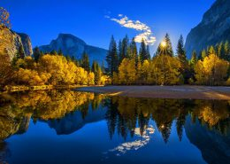 Ray Focal Landscape Photography
