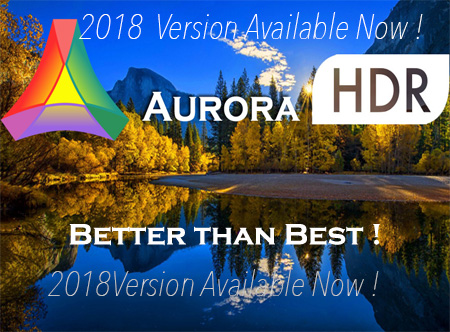 Aurora 2018 HDR